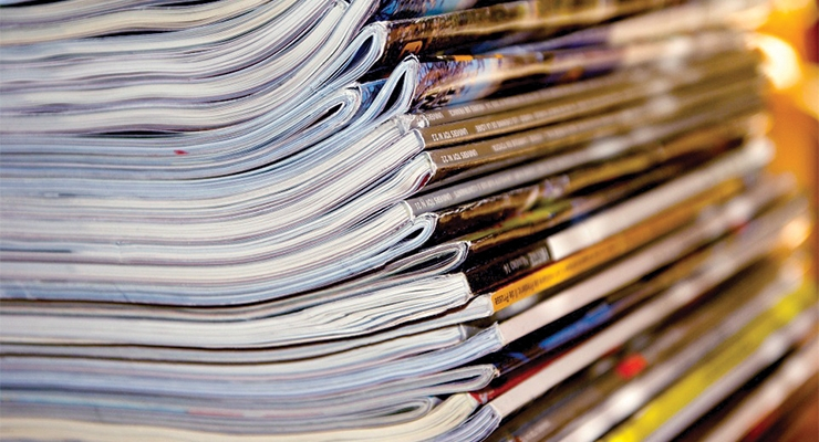 Publication Ink Market Continues to Shrink