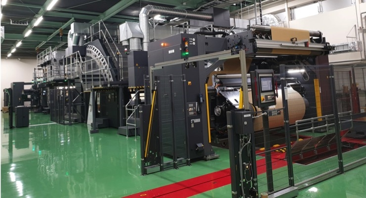 Rengo Co., Ltd Installs Asia