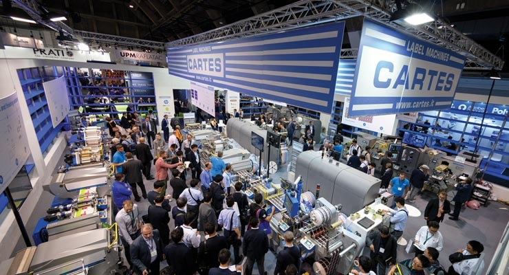 Labelexpo Europe holds most international edition yet