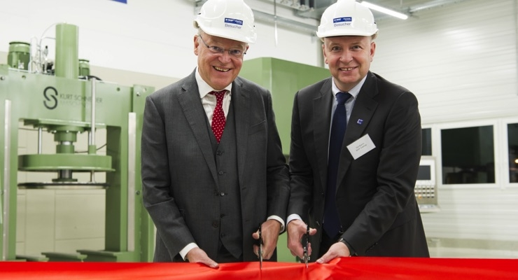 Chemetall Completes Langelsheim, Germany Production Site Expansion