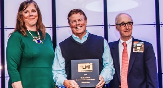 TLMI recognizes Outlook Group and DLS for Environmental Leadership
