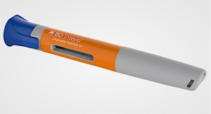Becton Dickinson Launches BD Intevia 1mL Disposable Autoinjector