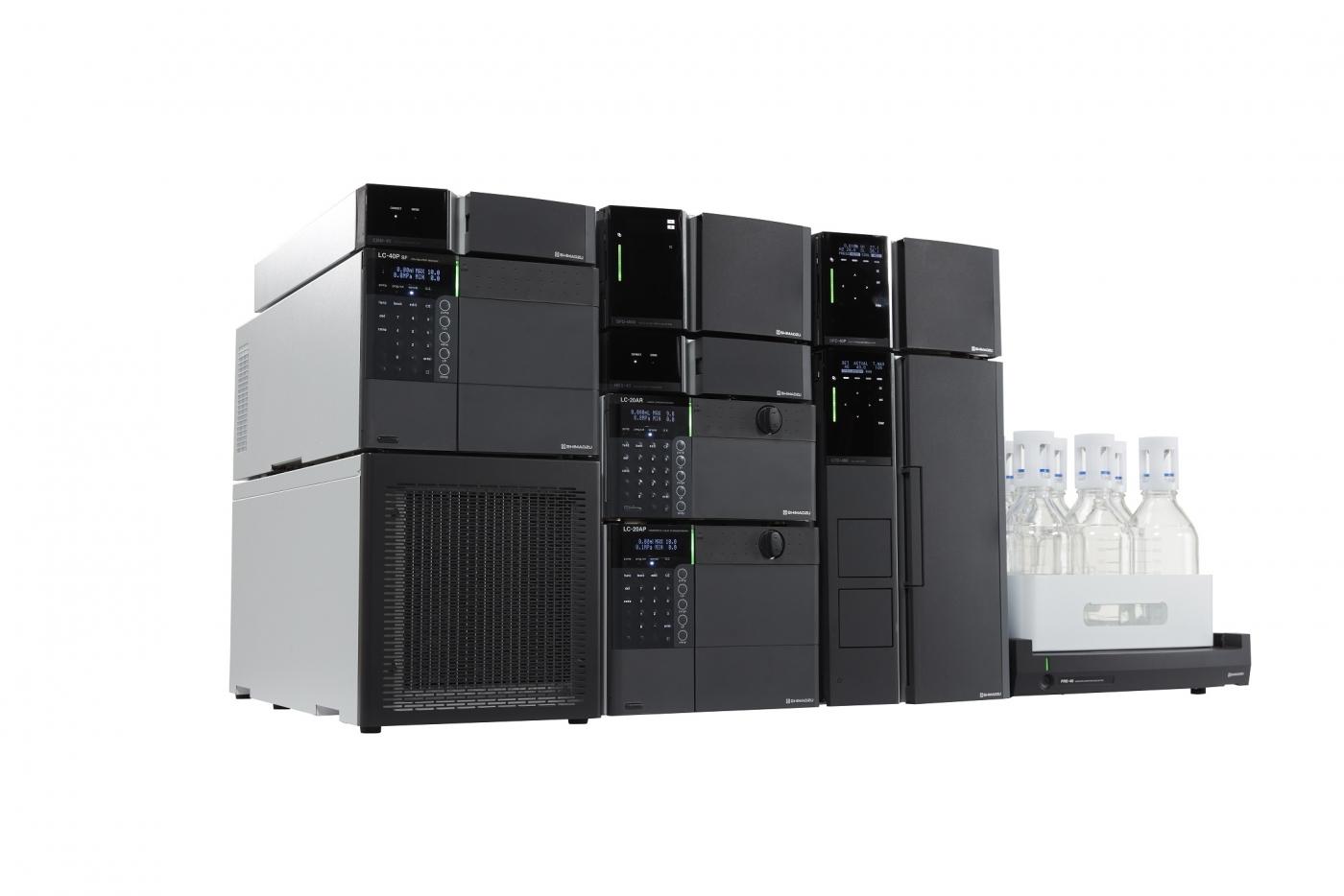 Shimadzu Introduces Nexera Preparative SFC System