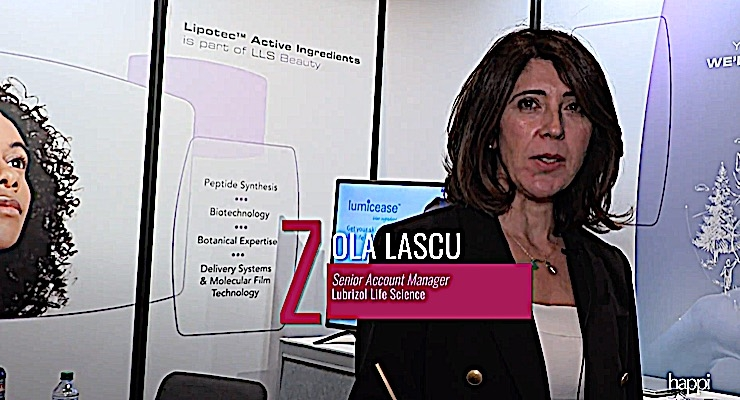 Botanical Extract from Lubrizol Life Sciences