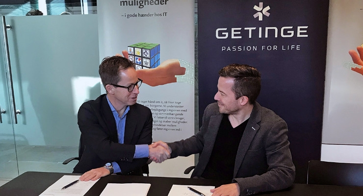 Getinge Signs T-DOC Agreement with Seven Hospitals in Denmark