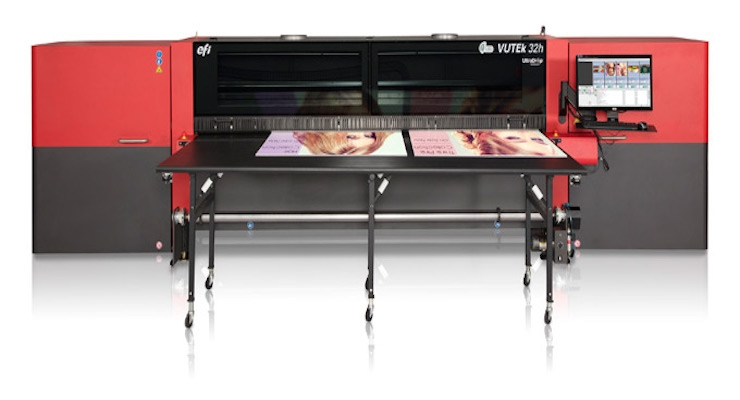 American Graphics Printing Co. Adds EFI VUTEk 32h