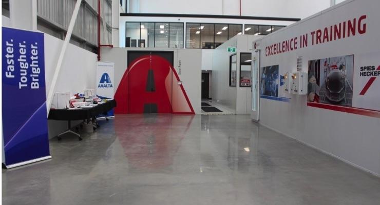 Axalta Opens New Regional Training Center in Western Sydney