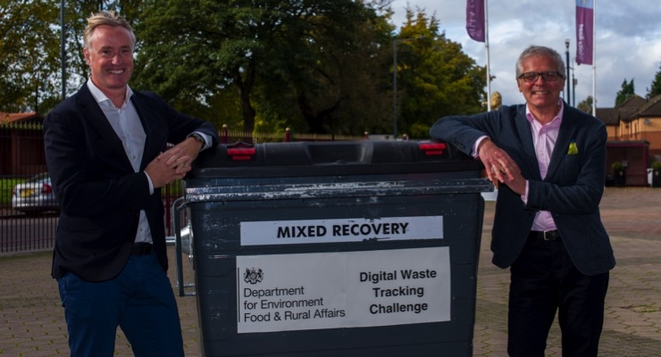 Topolytics Leverages PragmatIC RFID for UK-wide Comprehensive Waste Tracking System Prototype