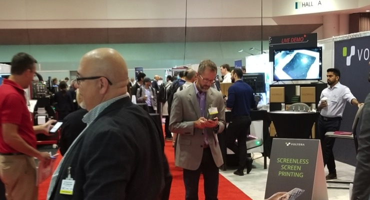 IDTechEx Show! USA 2019 Looks Ahead at Printed and Flexible Electronics