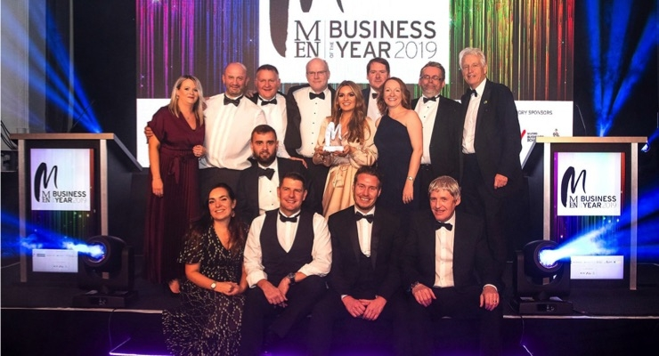 HMG Paints Wins Business of the Year Award