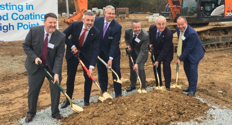 AkzoNobel Breaks New Ground