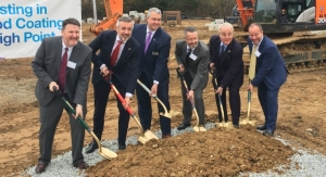 AkzoNobel Breaks New Ground at Wood Coatings Facility