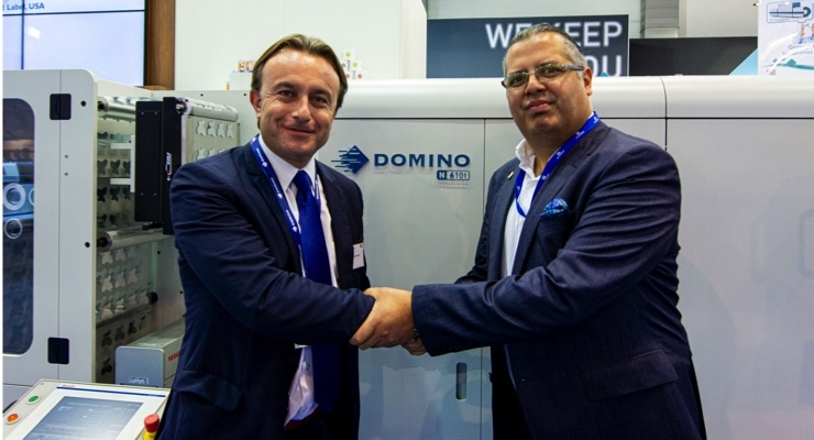 Grafisoft 2nd Distribution Partner for Domino's Digital Printing Solutions in South America