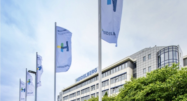 Heidelberger Sells Hi-Tech Coatings Division For €38.5 Million
