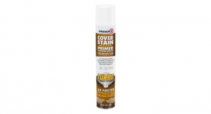 Zinsser Cover-Stain Primer Now in Turbo Spray System