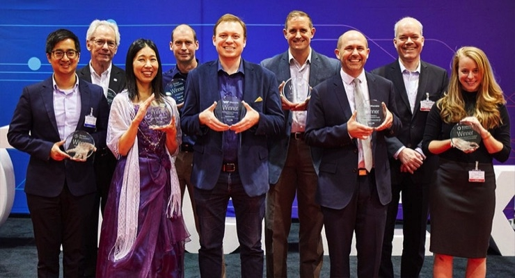 IDTechEx Printed Electronics USA 2019 Award Winners Announced