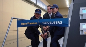 First Heidelberg Primefire 106 Starts Production in Japan