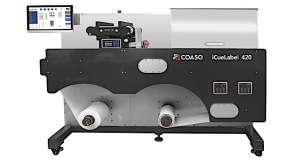 Memjet technology drives new COASO label press