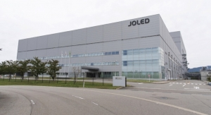 JOLED Starts Operation of World's First Mass Production Line of Printed OLEDs