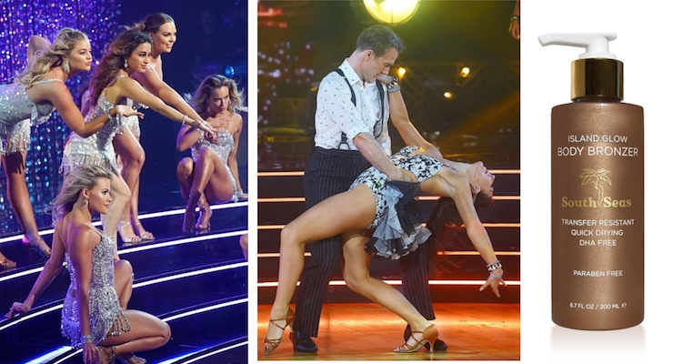 DWTS MUA Reveals How the Dancers Get So Tan