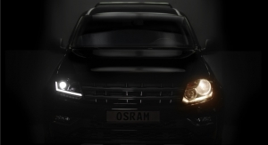 Osram Introduces LED Rear Lighting at Essen Motor Show
