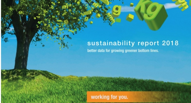 Sun Chemical Releases 2018 Sustainability Report