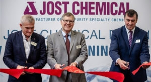 Jost Chemical Opens New Manufacturing Facility in Poland