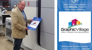 Graphic Village Expands Offerings with Canon Solutions America