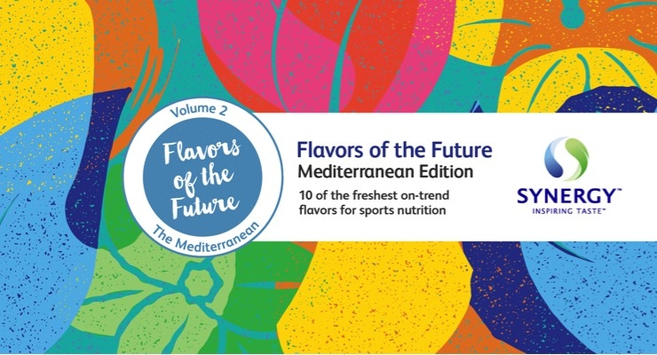 The Mediterranean Offers Inspiration for Sports Nutrition Flavors