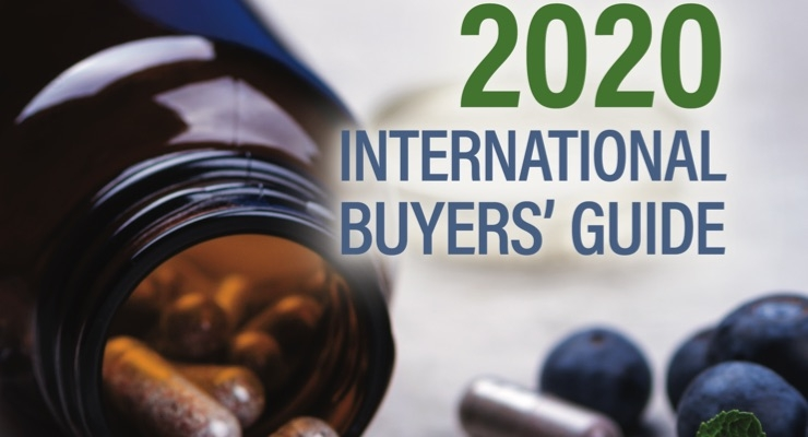2020 International Buyers' Guide