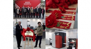 Xeikon Opens Innovation Center in Shanghai