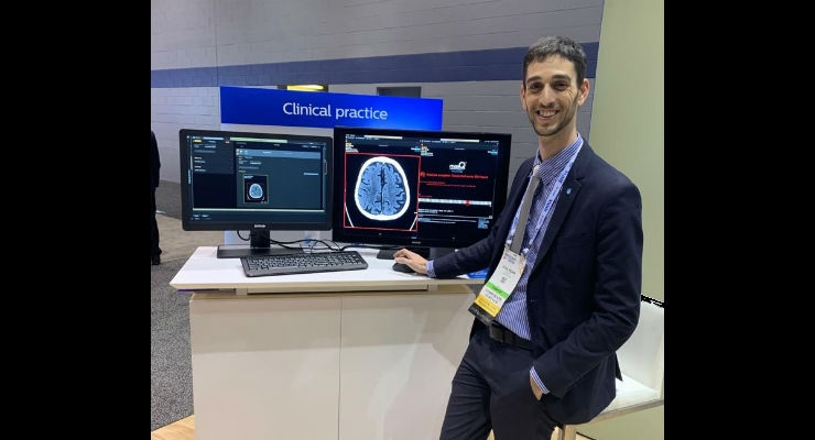 RSNA News: MaxQ AI's Software Integrated with Philips