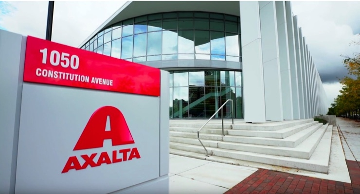 Axalta Celebrates 1-year Anniversary of Philadelphia Global Innovation Center