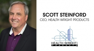 An Interview with Scott Steinford, CEO, Health Wright Products