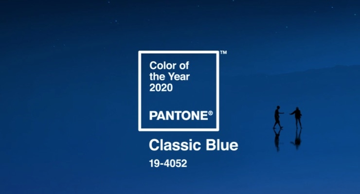 Classic Blue is Color of the Year