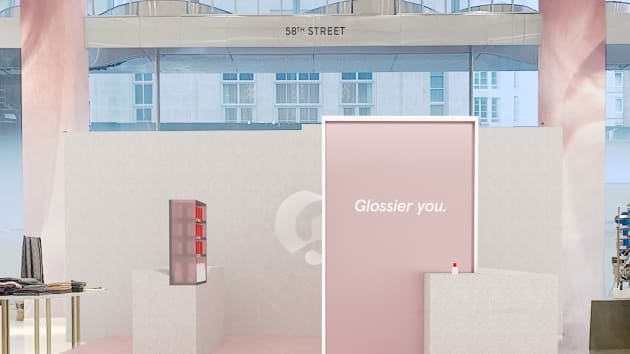 Glossier Enters Nordstrom for the Holidays