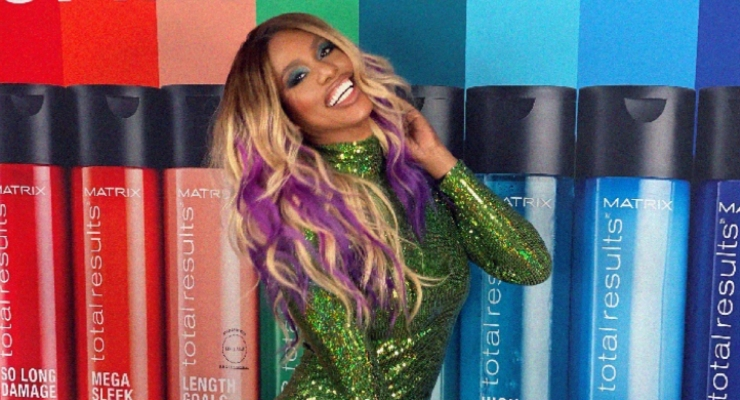 Laverne Cox Is Matrix Ambassador