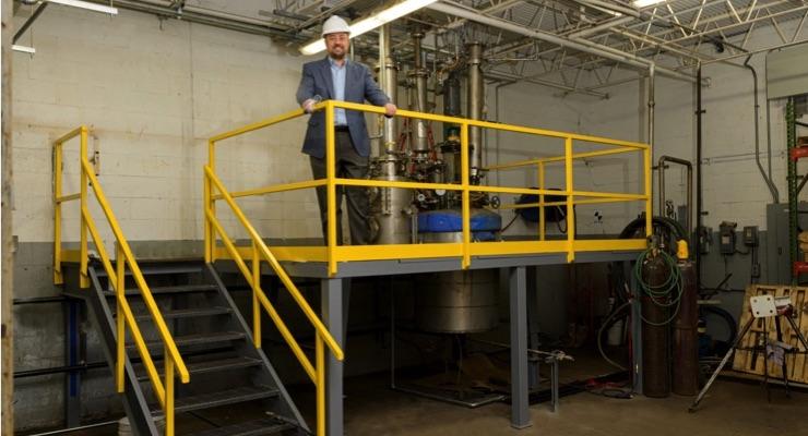 MFG Chemical Upgrades Dalton, GA Pilot Plant