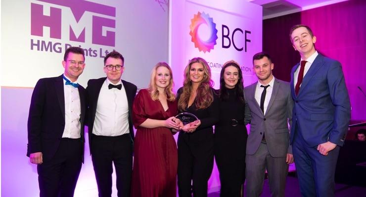 HMG Paints Wins BCF