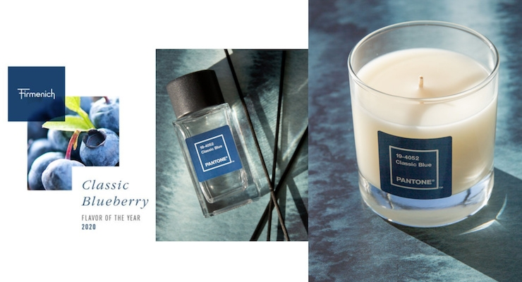 Firmenich Wants You To Smell & Taste the Pantone Color of the Year