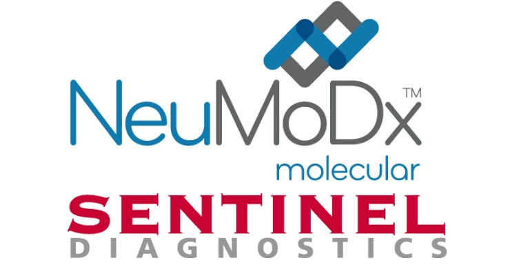 NeuMoDx Molecular and Sentinel Diagnostics Partner