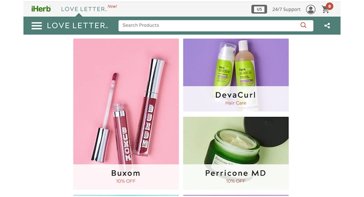 New Beauty eCommerce Site Launches