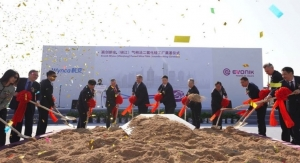 Evonik, Wynca Celebrate Groundbreaking of New Fumed Silica Plant in Zhenjiang