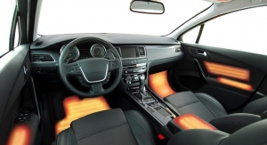 Printed Electronics: More Safety, Comfort in Automobiles