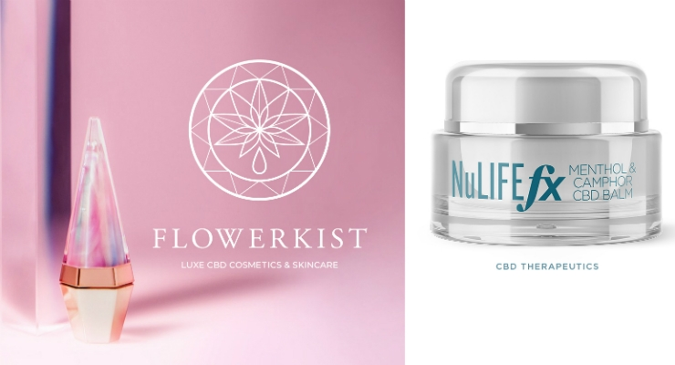 DRF and Flowerkist Develop CBD Range