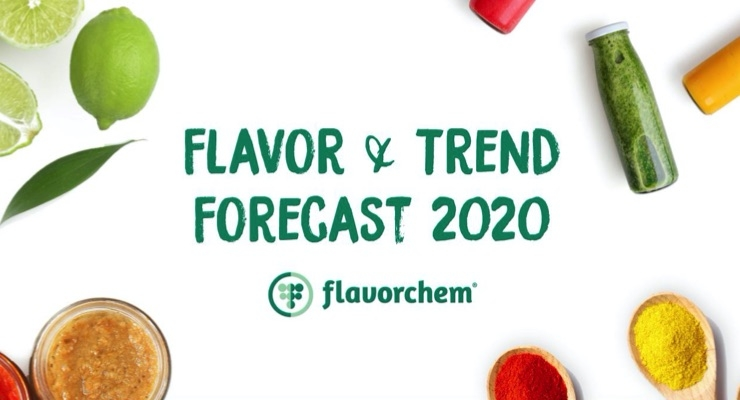 Flavorchem Releases 2020 Flavor & Trends Forecast