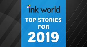 Ink World's Top Stories for 2019