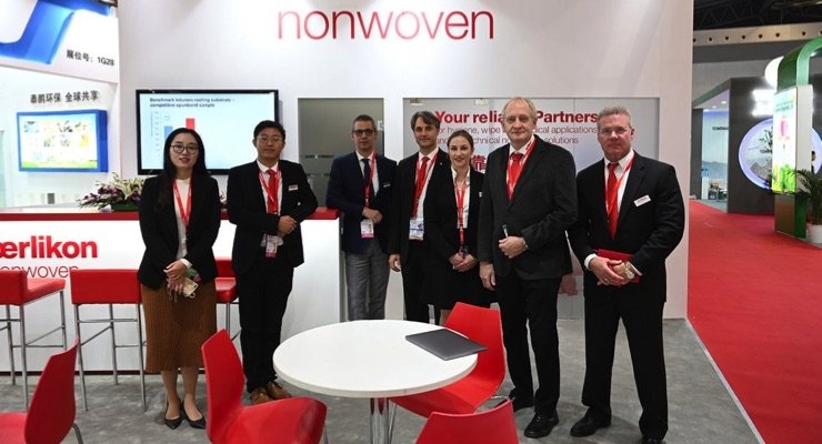 Oerlikon Nonwoven Announces Successful Appearance at SINCE