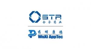 WuXi STA Opens Large-Scale Oligonucleotide Mfg. Facility