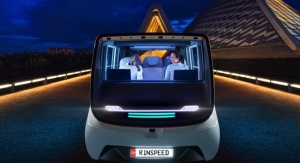 Osram, Rinspeed Reveal Future Mobility Technologies in MetroSnap Concept Vehicle at CES 2020